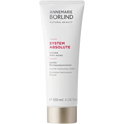 Jemné čistiace mlieko SYSTEM ABSOLUTE System Anti-Aging (Gentle Clean sing Lotion) 120 ml