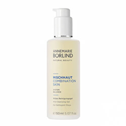 Jemný čisticí gel COMBINATION System Balance (Mild Cleansing Gel) 150 ml