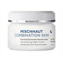 Normalizačný nočný krém COMBINATION System Balance (Normalizing Night Cream) 50 ml