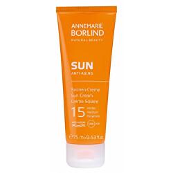 Opalovací krém s anti-age efektem SPF 15 Sun Anti Aging (Sun Cream) 75 ml