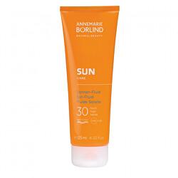 Opalovací fluid proti slunečním alergiím SPF 30 Sun Care (Sun Fluid) 125 ml