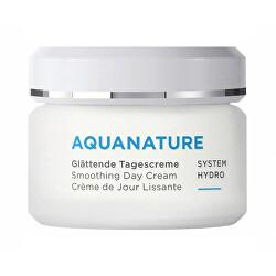 Vyhlazující hydratační denní krém AQUANATURE System Hydro (Smoothing Day Cream) 50 ml