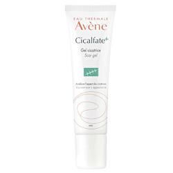 Pečující pleťový gel na jizvy Cicalfate+ (Scar Gel) 30 ml