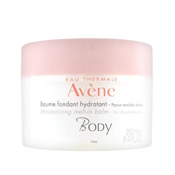 Hydratační tělový balzám pro suchou a citlivou pokožku Body (Moisturizing Melt-In Balm) 250 ml