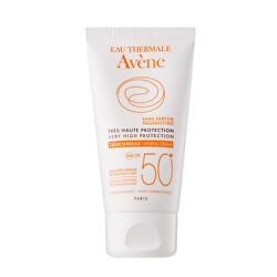 Minerální ochranný krém na obličej bez parfemace 50+ (Very High Protection) 50 ml