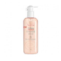 Sprchový gel na velmi suchou a citlivou pokožku TriXera (Nutri-Fluid Cleanser) 400 ml