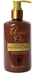 Tekuté mýdlo s arganovým olejem 300 ml