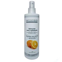 Čistič vosku a parafínu Pomerančová esence (Depilation Wax Solvent) 300 ml