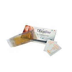Voskové epilační pásky na tělo pro muže Deepline (Hair-Removing Strips) 6 ks
