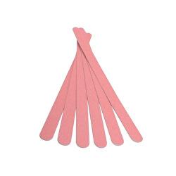 Klasický pilník na nehty se dvěma hrubostmi (Emery Board Files) 6 ks