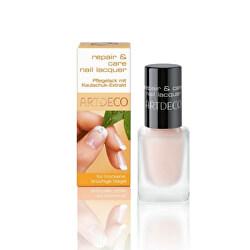 Ošetrujúce lak na nechty Repair & Care (Nail Lacquer) 10 ml