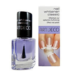 Rozjasňující transparentní lak na nehty (Nail Whitener Classic) 10 ml
