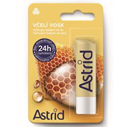 Vyživující balzám na rty Včelí vosk 4,8 g