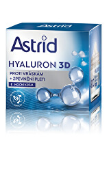 Zpevňující noční krém proti vráskám Hyaluron 3D 50 ml