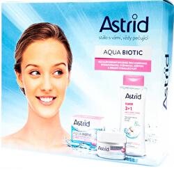 Darčeková sada starostlivosť pre suchú a citlivú pleť Aqua Biotic