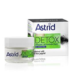 Obnovující rozjasňující noční krém  Citylife Detox 50 ml
