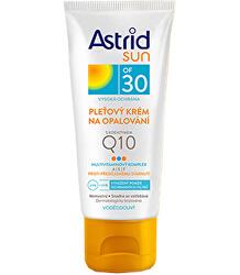 Pleťový krém na opalování s koenzymem Q10 OF 30 Sun 50 ml