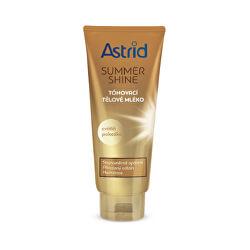 Tónovací tělové mléko pro světlou pokožku Summer Shine 200 ml