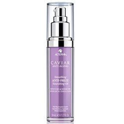 Vyživující olej pro nepoddajné a krepaté vlasy Caviar Anti-Aging (Nourishing Oil) 50 ml