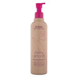 Sprchové mýdlo na ruce a tělo Cherry Almond (Hand and Body Wash) 250 ml