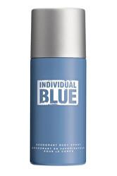 Deodorant ve spreji Individual Blue (Deodorant Body Spray) 150 ml