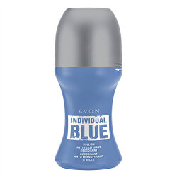 Kuličkový deodorant Individual Blue (Roll-on Anti-perspirant) 50 ml