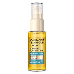 Vyživující sérum na vlasy s arganovým olejem (Absolute Nourishment Treatment Serum) 30 ml