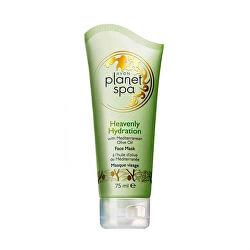 Hydratační pleťová maska s olivovým olejem Planet Spa (Face Mask Heavenly Hydration with Mediterranean Olive Oil) 75 ml
