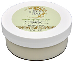 Hydratační tělový krém s olivovým olejem Planet Spa (Moisturiser Heavenly Hydration with Mediterranean Olive Oil) 200 ml