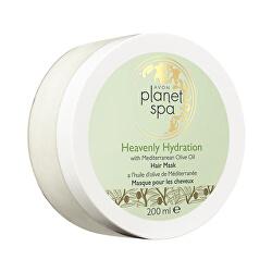 Hydratační maska na vlasy s olivovým olejem Planet Spa (Heavenly Hydration with Mediterranean Olive Oil Hair Mask) 200 ml