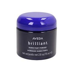 Rozjasňující přírodní vlasová pomáda proti vlhkosti Brilliant Humectant (Pomade) 75 ml