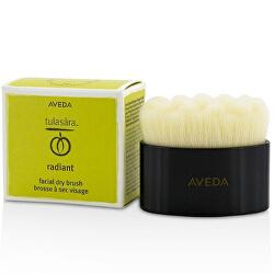 Suchá kefa na tvár Tulasara (Facial Dry Brush)