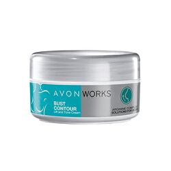 Zpevňující liftingový krém na poprsie s arginínom Avon Works (Bust Contour) 150 ml
