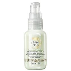 Zpevňující sérum na dekolt a krk s olivovým olejem Planet Spa 50 ml