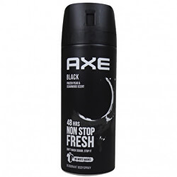 Deodorant ve spreji Black (Deo Spray) 150 ml