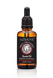 Pečující olej na vousy tabák a vanilka (Beard Oil Tobacco and Vanilla) 30 ml