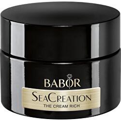 Bohatý pleťový krém s anti-age účinkem Seacreation (The Cream Rich) 50 ml