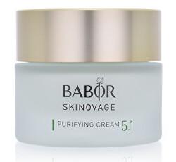 Lehký krém pro mastnou a problematickou pleť Skinovage (Purifying Cream) 50 ml