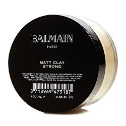 Matující jíl na vlasy (Matt Clay Strong) 100 ml