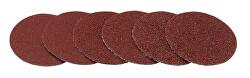 Náhradní brusné kotoučky pro brusku na nohy Pedipeel 10 ks