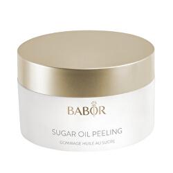 Jemný peeling pro všechny typy pleti Cleansing (Sugar Oil Peeling) 50 ml