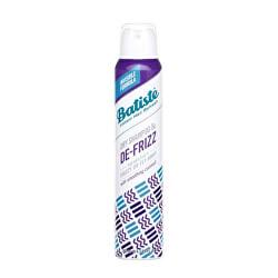 Suchý šampon na kudrnaté a nepoddajné vlasy De-Frizz (Dry Shampoo) 200 ml