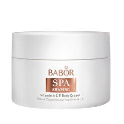 Tělový krém s vitamíny SPA Shaping (Vitamin ACE Body Cream) 200 ml