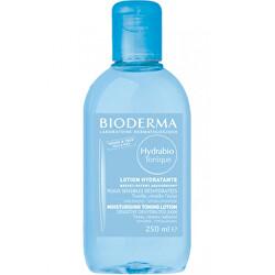 Hydratačné tonikum pre citlivú a dehydratovanú pleť Hydrabio Tonique (Moisturizing Toning Lotion) 250 ml