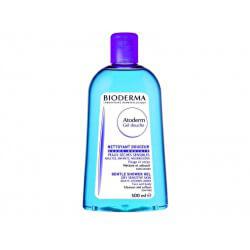 Gel de duș hrănitor pentru piele uscată Atoderm (Gentle Shower Gel)