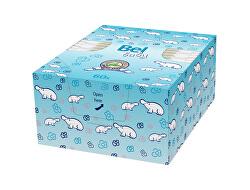 Dětské papírové vatové tyčinky 60 ks