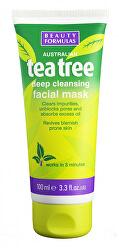 Čistiaca maska Tea Tree (Deep Cleansing Face Mask) 100 ml
