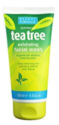 Exfoliační čisticí gel Tea Tree (Exfoliating Facial Wash) 150 ml
