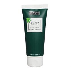 Krém na ruce s konopím Hemp Beauty (Hand Cream Organic Hemp Oil) 100 ml