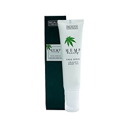 Pleťové sérum s konopím Hemp Beauty (Face Serum Organic Hemp Oil) 30 ml